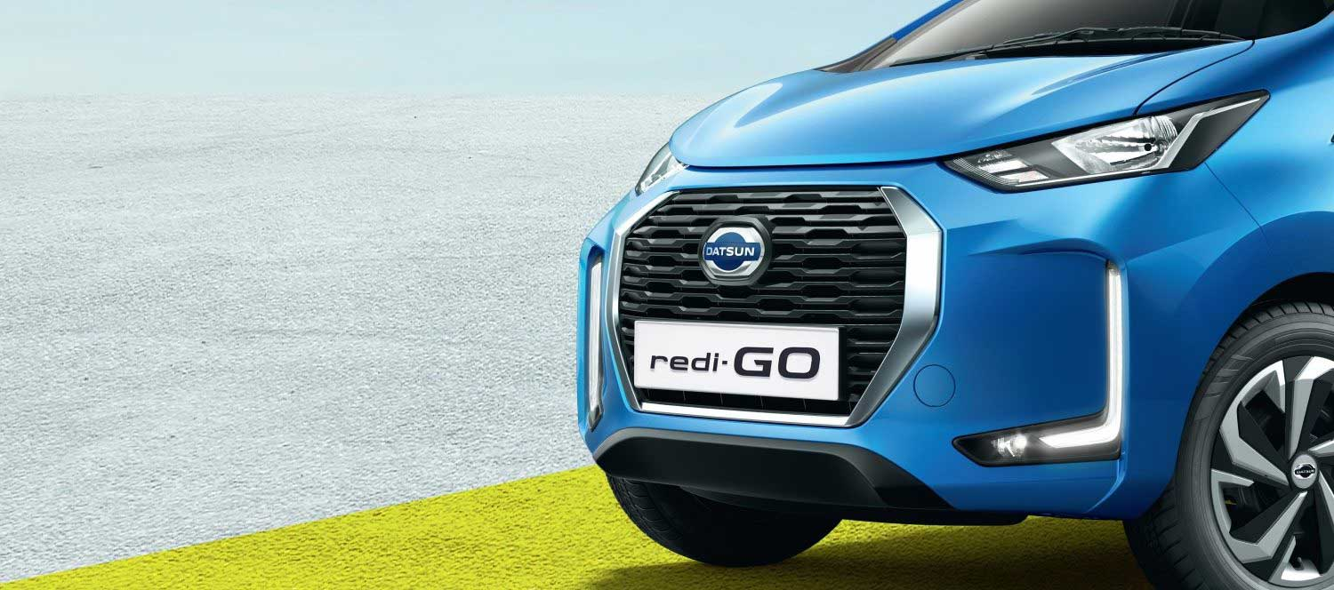Presenting the new Datsun GO